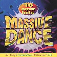 Massive Dance by Various Artists (CD, Aug-2000, Radikal)