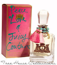 Treehousecollections: Peace, Love, Juicy Couture EDP Perfume For Women 100ml