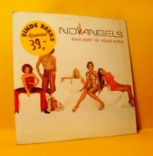 Cardsleeve single CD No Angels Daylight In Your Eyes 2 TR 2001 Europop