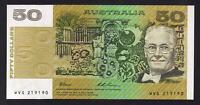 Australia R-515. (1993) 50 Dollars - Fraser/Evans.. UNC