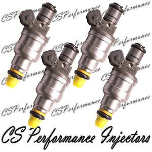 Bosch Fuel Injectors Set for 95-99 Mitsubishi Eclipse 2.0L I4 96 97 98 2.0