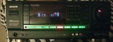 Aiwa AV-X120 Digital Audio System Surround Receiver No Remote. WORKS!