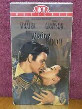 The Kissing Bandit 1995 VHS Video Frank Sinatra Kathryn Grayson BRAND NEW SEALED