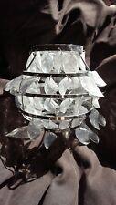 Ikea plastic transparent leaf layered lightshade