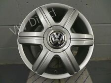 "1 x Genuine VW Sharan Alhambra 16"" Contur Alloy Wheel 7M0071491 7M0 071 491 666"