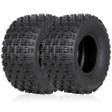 Set of 2 Atv Utv Sport Rear Tires 20X10-9 20-10-9 20x10x9 4 Ply Fit All 9� Rim