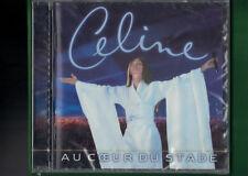 CELINE DION -  AU COEUR DU STADE  CD NUOVO SIGILLATO