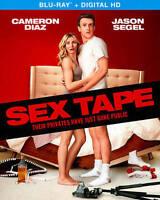 Sex Tape (Blu-ray Disc, 2014, Includes Digital Copy UltraViolet)