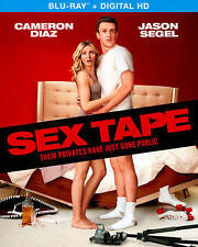 Sex Tape (Blu-ray Disc, 2014,)