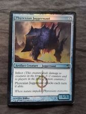 Phyrexian Juggernaut FOIL Mirrodin Besieged Magic The Gathering MTG
