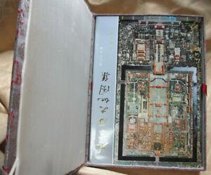 Historical Atlas of Beijing: Beijing Lishi Dituji, 1986, in presentation box