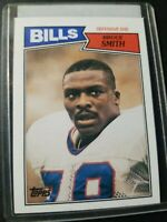 Buffalo Bills 1987 Topps Football BRUCE SMITH #369 NFL Hall of Fame Brand New