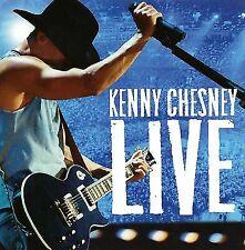 Live by Kenny Chesney (CD, Sep-2006, Sony BMG)