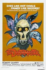 Deathmaster Movie POSTER (1972) Horror