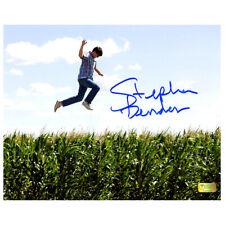 Stephan Bender Autographed Superman Returns Jump 8x10 Photo
