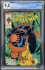 Amazing Spider-Man 304 CGC 9.8 WHITE Pages Classic Todd McFarlane Cover NM/MT