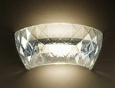 Applique in vetro di murano della Leucos modello Atelier OFFERTA!