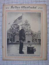 The War Illustrated # 133 (Sevastopol, Egypt, Midway, Glider Troops, WAAF, RAF)