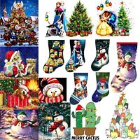 DMC Modern Holiday Christmas Disney Cross Stitch Pattern Chart PDF 14 Count