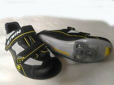 Chaussures vélo BTWIN taille 41 + cales Delta Look