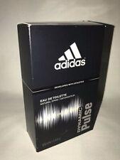 Adidas MEN'S DYNAMIC PULSE Eau De Toilette Natural Spray 100 ml / 3.4 fl oz NEW