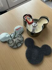 More details for ingersoll disney womens vintage minnie mouse waving arms watch milanese strap