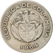 Monnaies, Colombia, 10 Centavos, 1964, Bogota, KM:212.2, TTB #38919