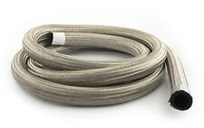 -20 AN Army Navy Braided Stainless Steel Coolant Line Hose 500 PSI