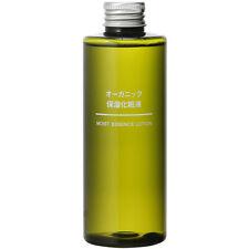 Muji Organic Moisturizing Cosmetic 200mL Made in Japan