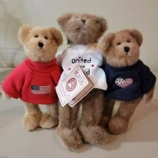 Jb Bearyproud and pals United We Stand plush