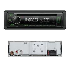 Kenwood KDC-130UG USB Radio CD-Receiver grüner Tastenbeleuchtung Android Smartph