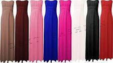 Party Maxi No Pattern Dresses Plus Size for Women