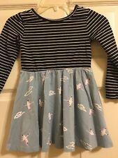 Tea Collection Bird Dress Girls Size 3