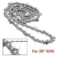 "20"" 3/8"" 33R-72 .050 Carbide Chainsaw Saw Chain For Stihl MS290 MS291 Husqvarna"
