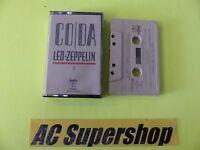 Led Zeppelin coda - Cassette Tape