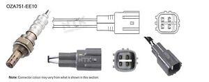 NGK NTK Oxygen Lambda Sensor OZA751-EE10 fits Toyota Camry 3.0 V6 (MCV36R)