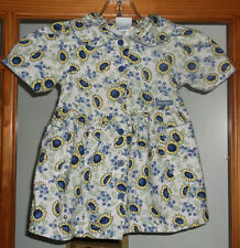 Baby Oshkosh B'gosh Sunflower Dress & Bloomers Size 24 Months