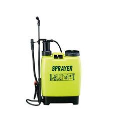 20L Litre Knapsack Backpack Sprayer Pressure Spray Crop Garden Weed Pest Killer