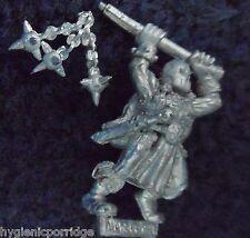 1997 Chaos Marauder Flail 2 Games Workshop Citadel Fighter Evil Warhammer Army
