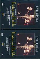 Tristan und Isolde - Opera collection - 2 DVD - Richard Wagner D098014