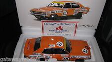 BIANTE AUTOart  1.18 HOLDEN LC TORANA GTR XU1 1971 BOB JANE JOHN HARVEY BATHURST