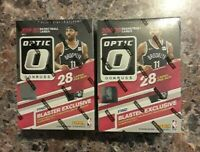 2019-20 Panini Donruss Optic NBA Blaster Box | Factory Sealed | Zion? | Ja?
