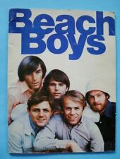Vintage Beach Boys 1966 Pet Sounds Tour Concert Program Book ~ Indianapolis In