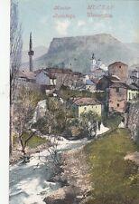 B79133 radoolja mostar  bosnia scan front/back image