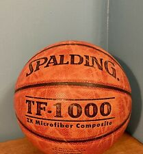 "Spalding Men's Vintage Basketball Tf-1000 Microfiber Composite ""the Original�"