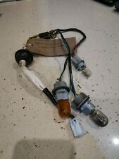 Subaru Forester SG5 Rear NS Light Lamp Bulb Holder Wiring Loom 2002-2005