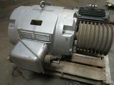 Baldor Ac Motor Of3375t 75hp 1200rpm Dp 404t Frame 460796v 3ph 60hz Used