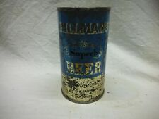 Hillman'S Superb Flat Top Beer Can-Empire Brg.,Chicago,Ill. 82-19
