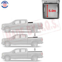 Soft Tri-Fold Truck Bed Tonneau Cover For 2016-2019 Toyota Tacoma 5FT Short Bed