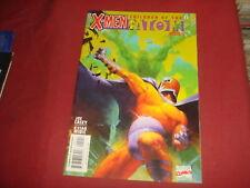 X-MEN : CHILDREN OF THE ATOM #5    Steve Rude      Marvel Comics 1999 - NM